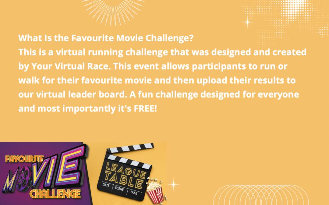 Favourite Movie Challenge Blog